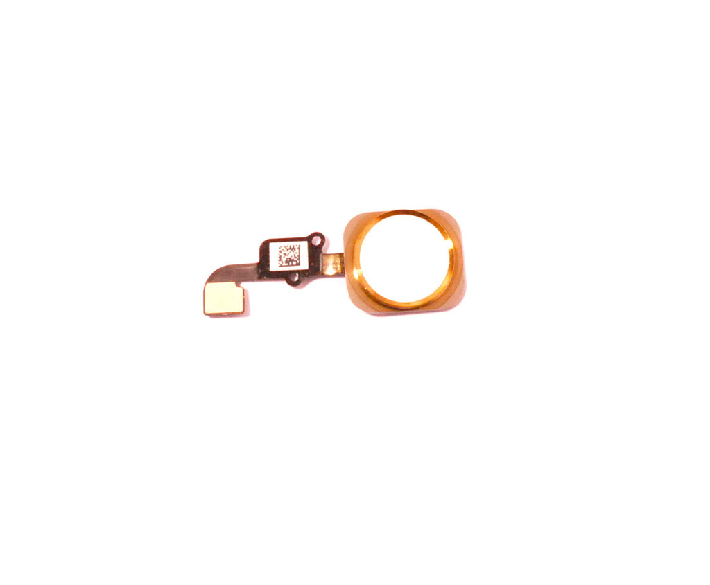 iPhone 6 Home Flex Ribbon Cable Gold