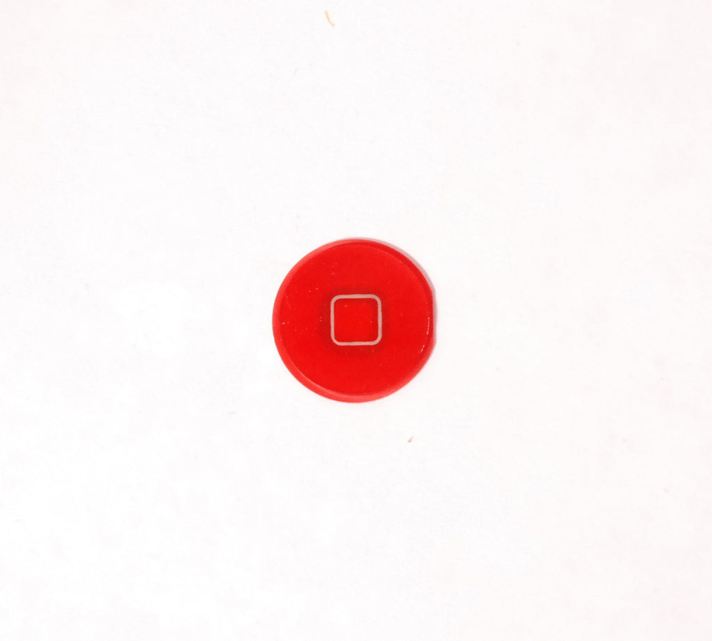 iPad 3 Home Button Red