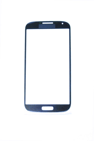 S4 LCD Glass Blue