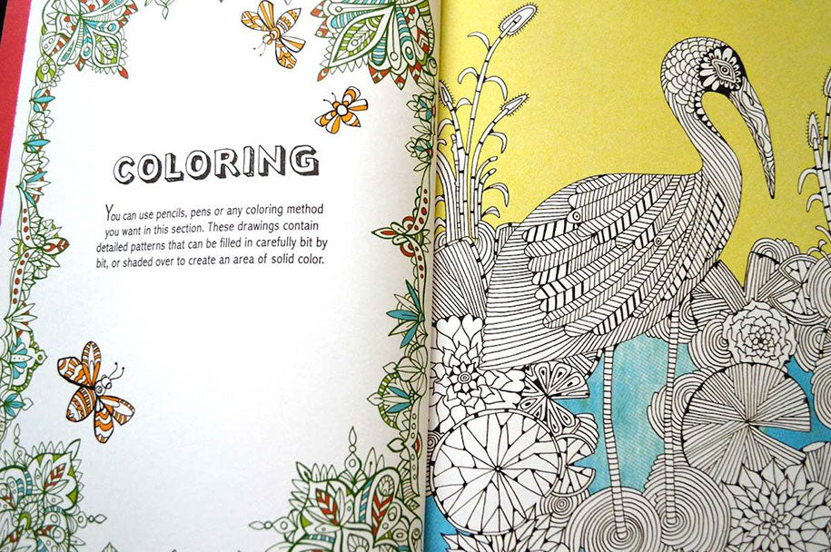Part Of The Desire To Jump Back Into Coloring Books As A Grown Adult Is Meditation And Therapy Aspect That Art Can Provide For Many People