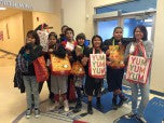 """Bring Nutrition Home"" Backpack Program"