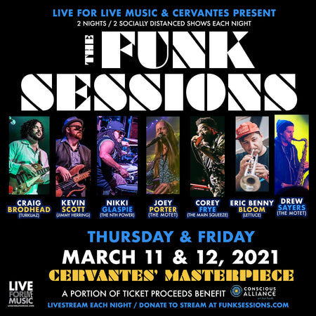 L4LM's The Funk Sessions