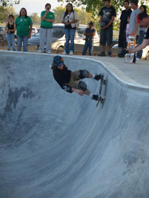 New Skatepark Opens on Pine Ridge