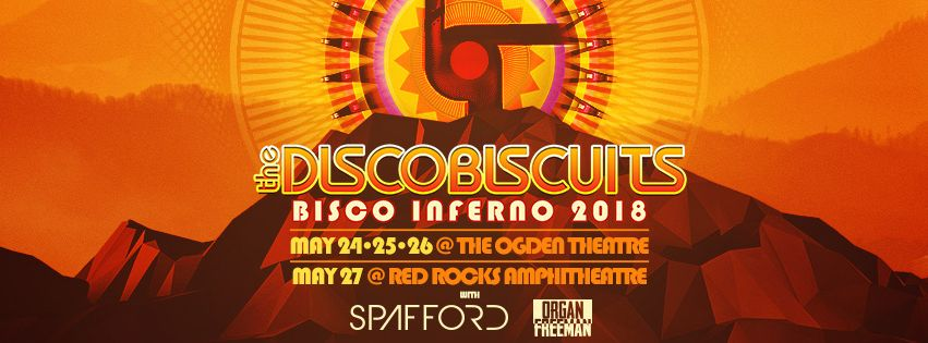 The Disco Biscuits: Bisco Inferno