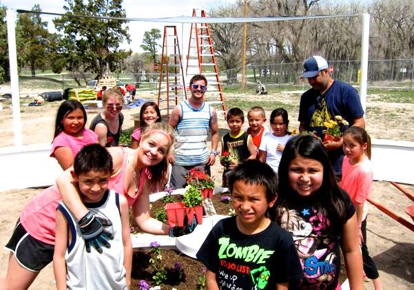 Learning Garden Project