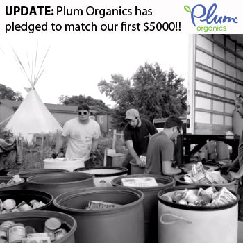 UPDATE: Plum Organics to Match First $5000!!