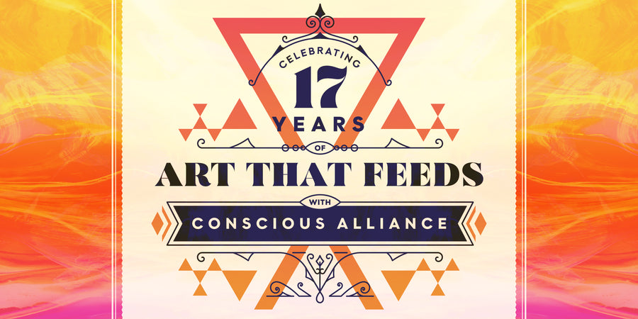 Art Show :: Celebrating 17 Years of Art That Feeds