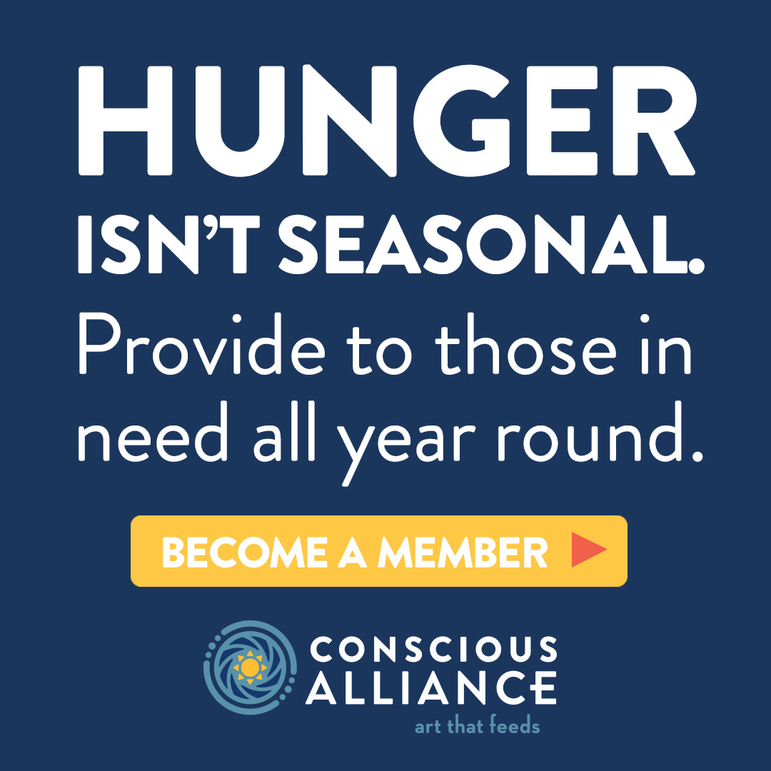 Hunger Isn't Seasonal...