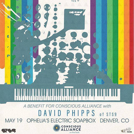 David Phipps of STS9 (May 19) VIP TICKETS