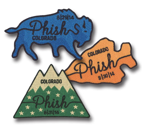 Phish Colorado