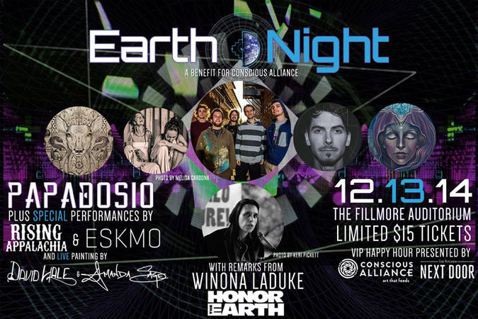 Papadosio :: Earth Night