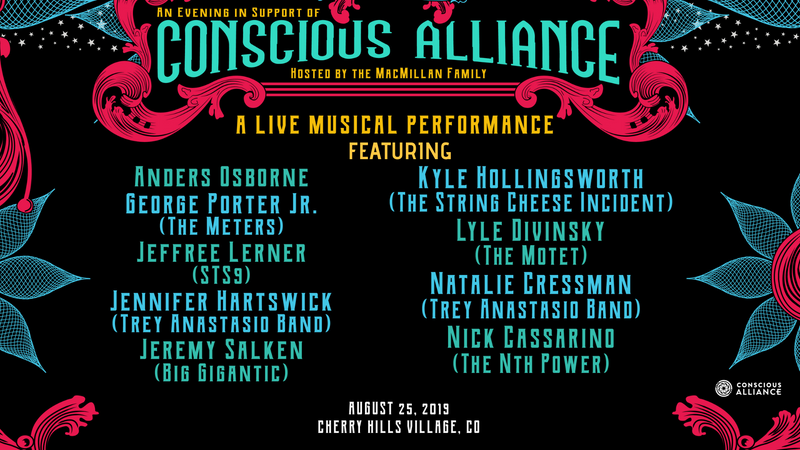 Conscious Alliance All-Stars