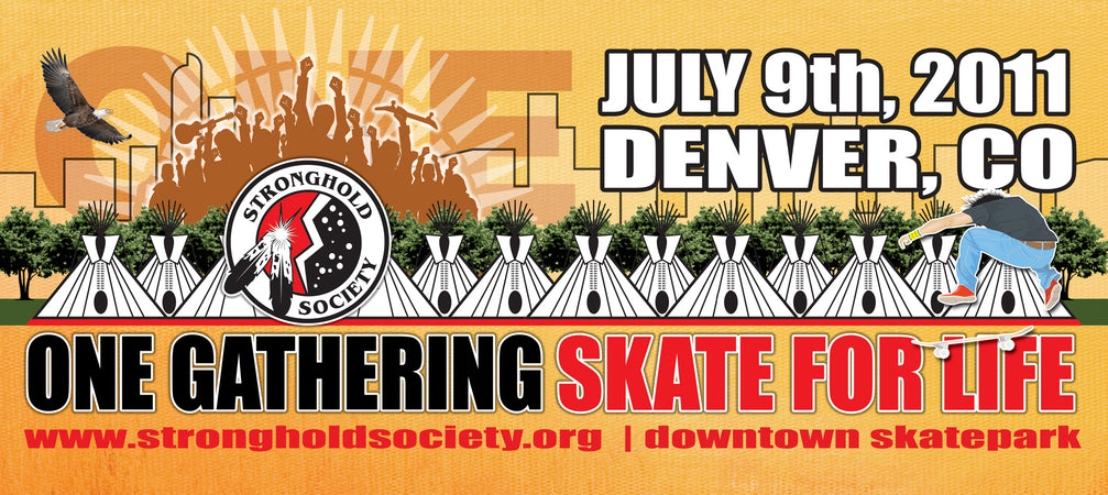 ONE Gathering - Skate for Life