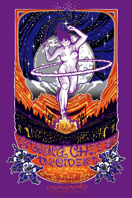 The String Cheese Incident - Red Rocks