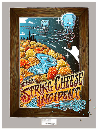 String Cheese Fall Incident Tour 2014