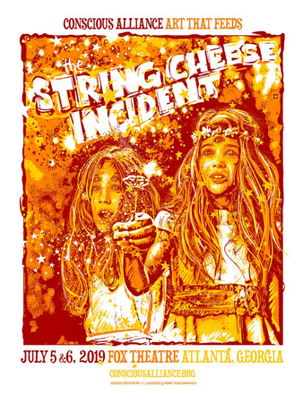 The String Cheese Incident