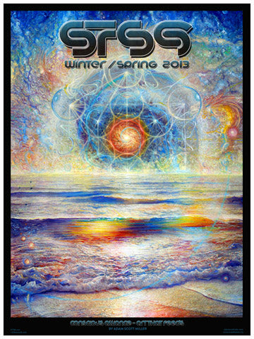 STS9 Winter/Spring 2013 Tour