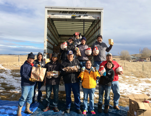 12th Annual Holiday Meal Delivery