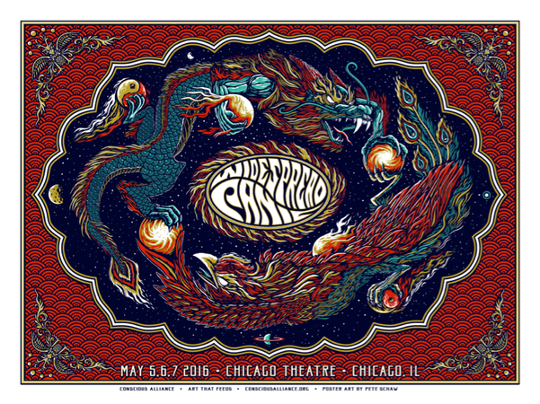 Widespread Panic: Chicago Theatre