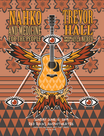 Nahko & Medicine for the People and Trevor Hall