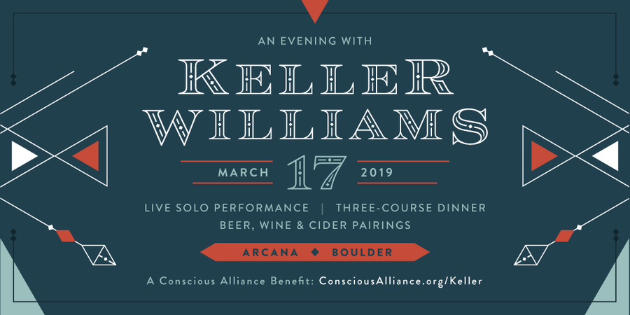 An Evening with Keller Williams