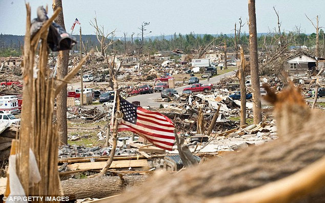 Alabama Tornado Relief
