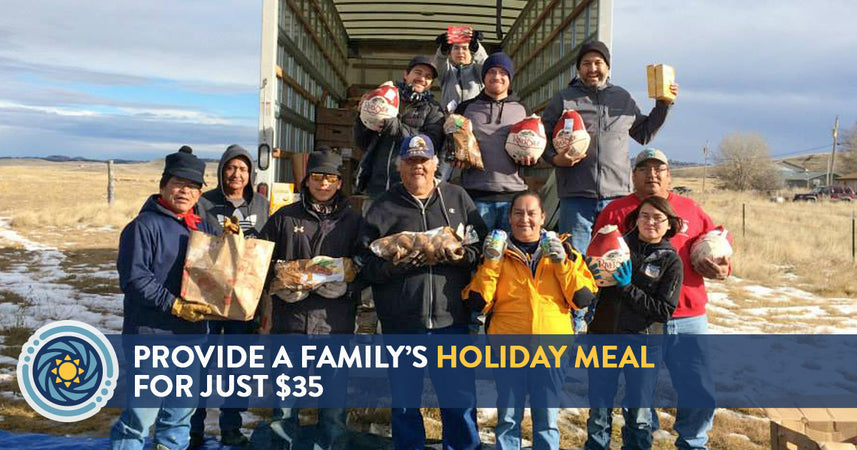You can help! holiday meal delivery