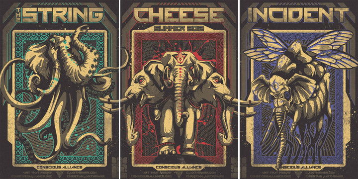 The String Cheese Incident - Summer Tour