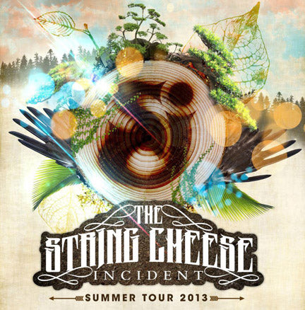String Cheese Incident Summer Food Drives