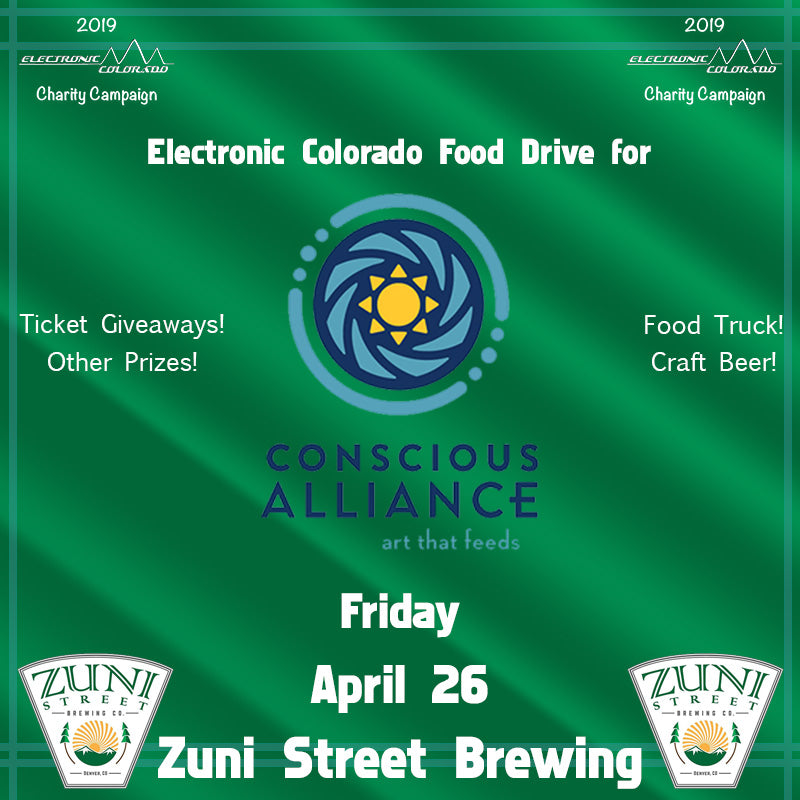 Electronic Colorado Food Drive Benefit