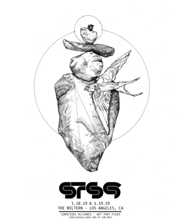 STS9 2019 California Run