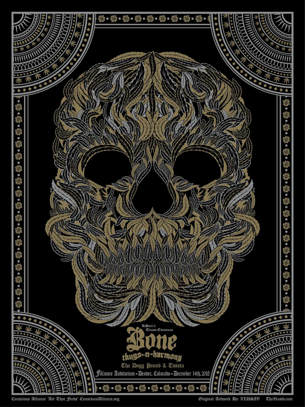 Bone Thugs-N-Harmony Denver - 2018
