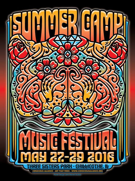 Summer Camp Music Festival - 2016