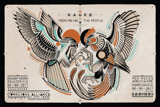 Nahko and Medicine for the People - 2017