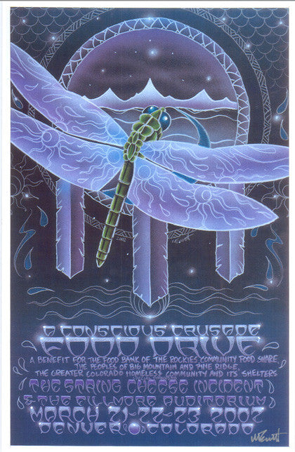 String Cheese Incident Denver - 2002
