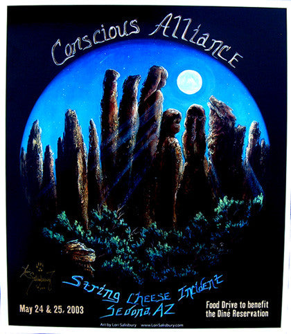 String Cheese Incident Sedona - 2003