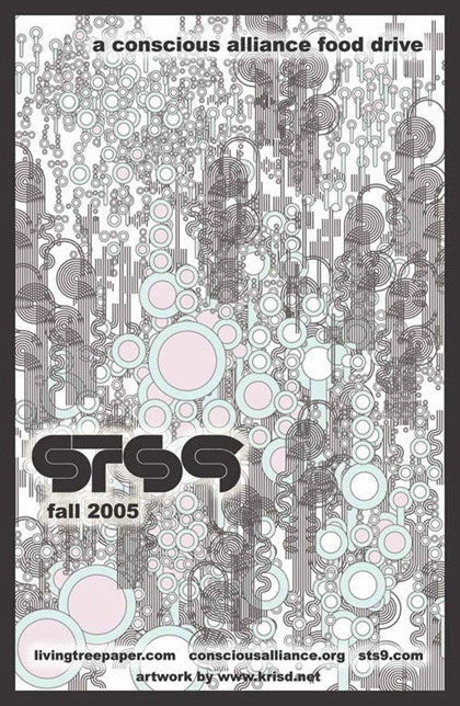 STS9 Fall Tour - 2005