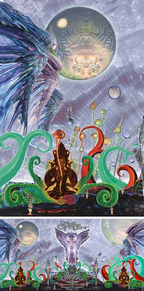 String Cheese Incident Denver - 2005 (3 Panel)