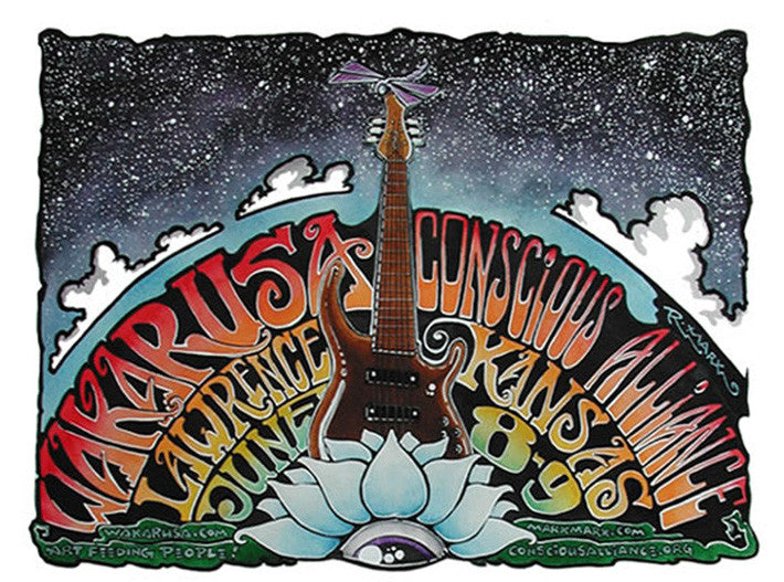 Wakarusa Music Festival - 2006 (2 Panel)