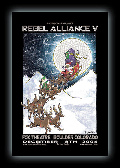 Rebel Alliance V Boulder - 2006