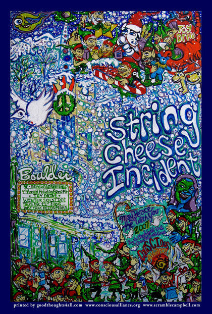 String Cheese Incident Boulder - 2006