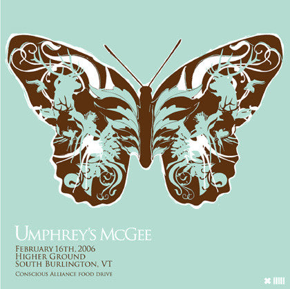 Umphrey's McGee South Burlington - 2006