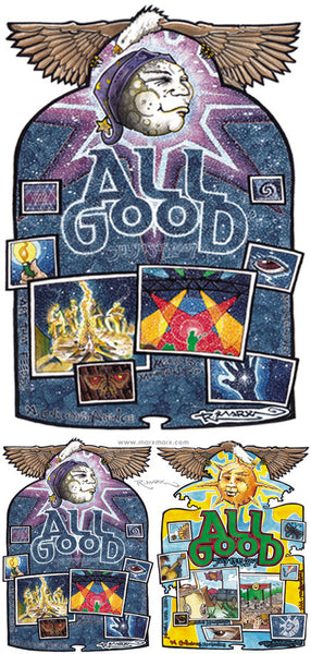 All Good Music Festival - 2007 (2 Panel)
