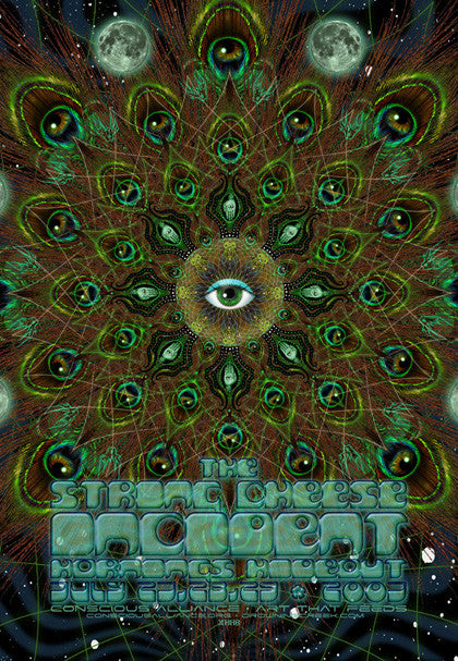 String Cheese Incident Horning's Hideout - 2007 (3D)