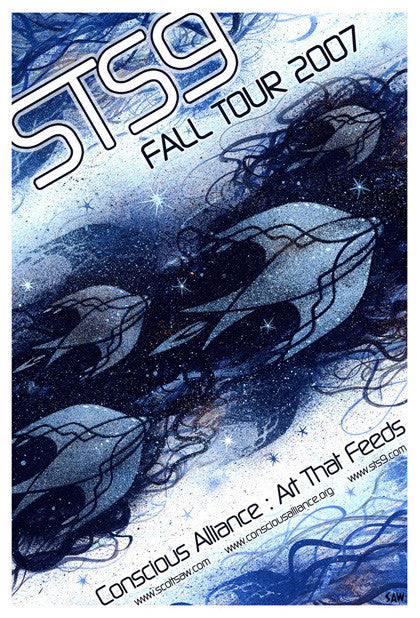 STS9 Fall Tour - 2007