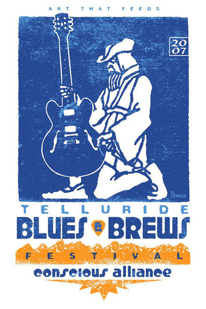 Telluride Blues and Brews - 2007