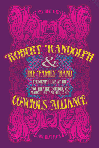 Robert Randolph & The Family Band Boulder - 2007