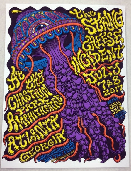 The String Cheese Incident Atlanta - 2017