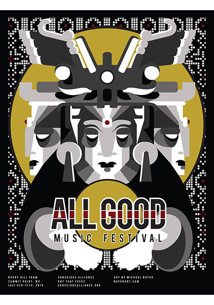 All Good Music Festival - 2015