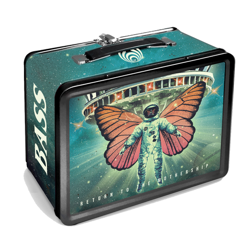 Bassnectar Bass Center XII Lunchbox - 2019